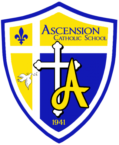 Ascension Catholic School Logo