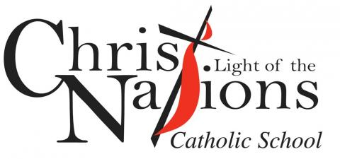 Christ Light of the Nations Logo