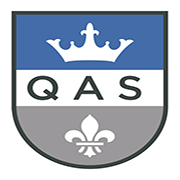 Queen of All Saints Logo