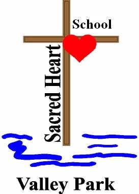 Sacred Heart- Valley Park School Logo