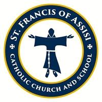 St. Francis Assisi School Logo